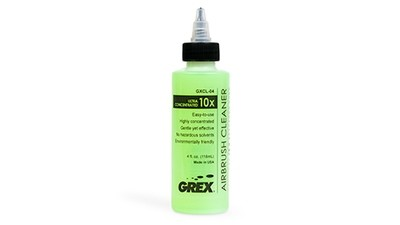 GXCL-08 - Grex Airbrush Cleaner - 8oz - Ready to use