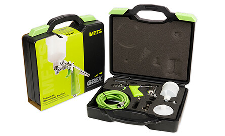 MF.TS - Tritium.TS Micro Spray Gun Set