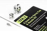 Genesis/Tritium Fan Spray Cap kits
