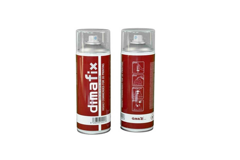 DIMAFIX spray adesivizzante per piano di stampa