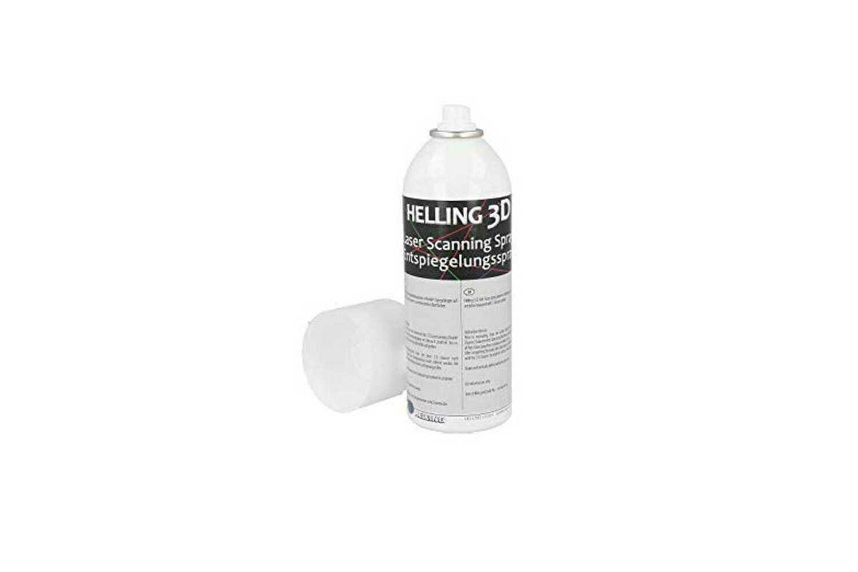 Spray opacizzante scanner 3D HELLING