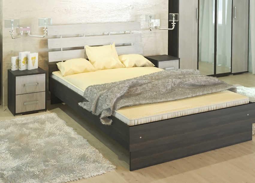 Кровать «Вернисаж 1»