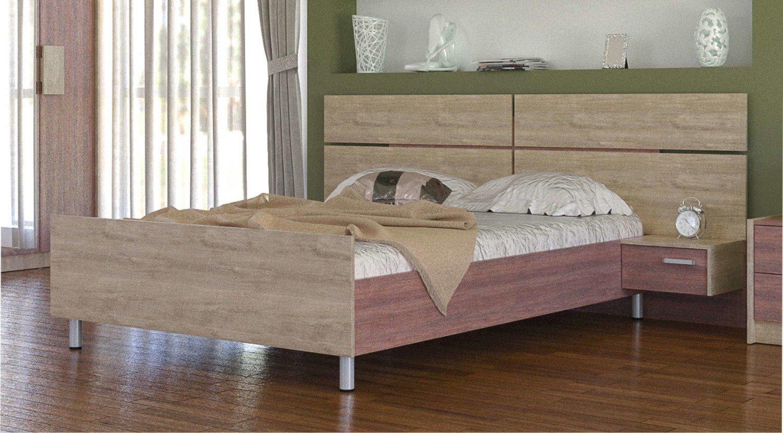Кровать ЛДСП «Ванесса 2»