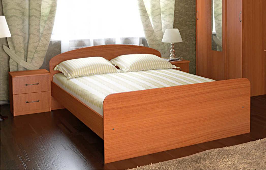 Кровать ЛДСП «ВАСИЛИСА»