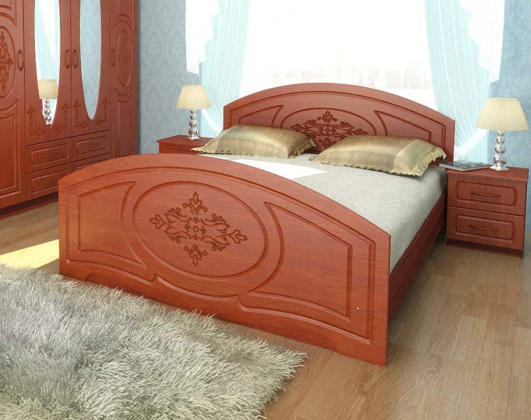 Кровать «МЕДЕЯ»