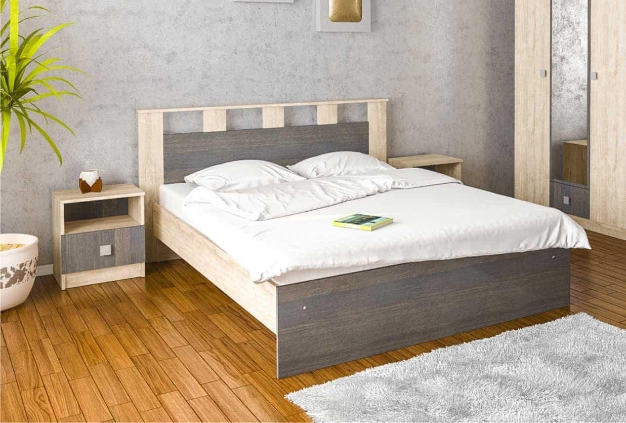 Кровать «ГРЕТТА 1»