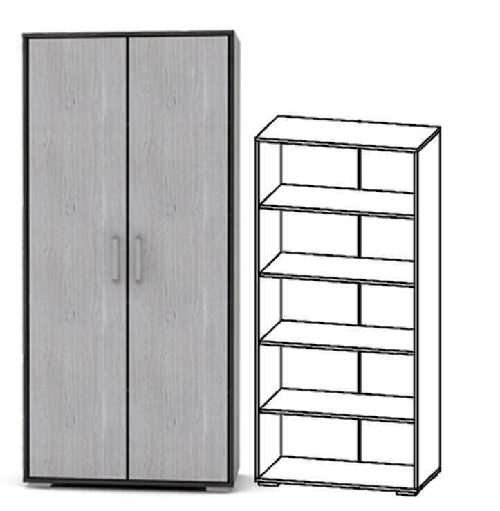 Шкаф  для гостиной Вернисаж