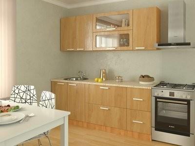 Кухонный гарнитур Де Люкс 2