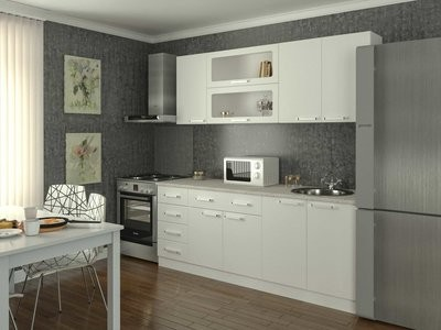 Кухонный гарнитур Де Люкс 5