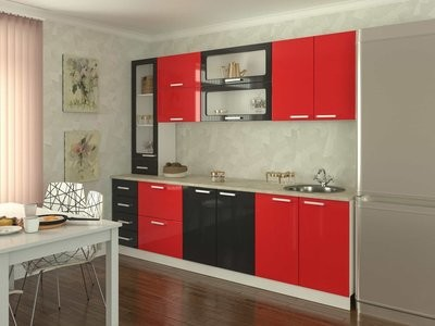 Кухонный гарнитур Де Люкс 4
