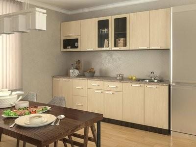 Кухонный гарнитур Де Люкс 1