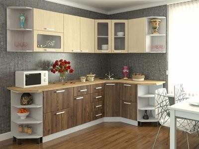 Кухонный гарнитур Де Люкс 6
