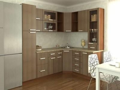 Кухонный гарнитур Де Люкс 7