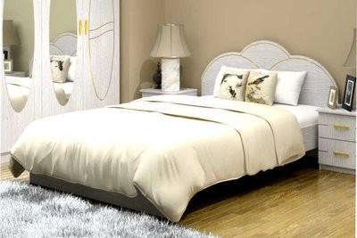 Кровать ЛДСП «ЗОЛУШКА»