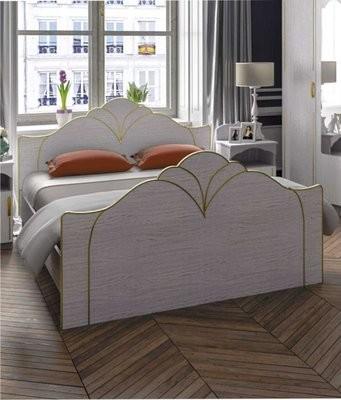 Кровать ЛДСП «АЛЕКСАНДРА»