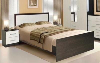 Кровать ЛДСП «МЕГА 1»