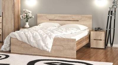 Кровать  ЛДСП «НИКОЛЬ»