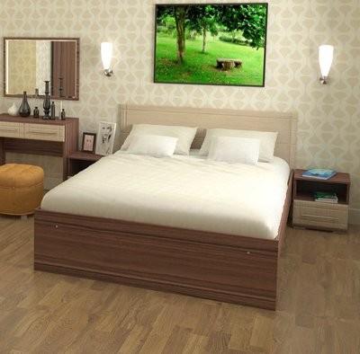 Кровать МДФ «КВАДРО»