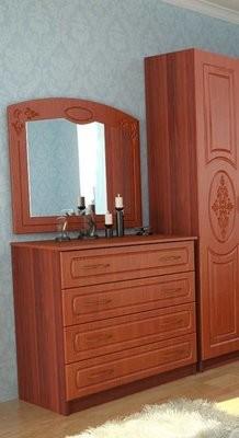Комод  «МЕДЕЯ» с зеркалом