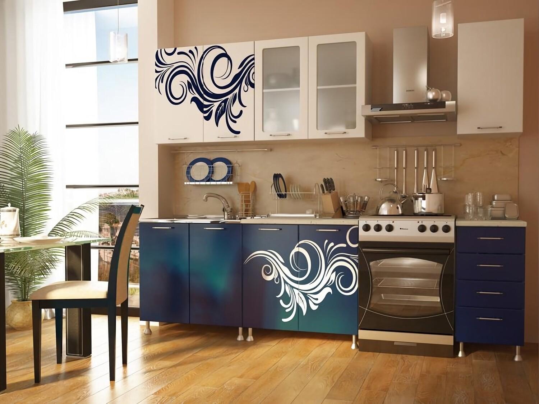 Кухонный гарнитур «Индиго»