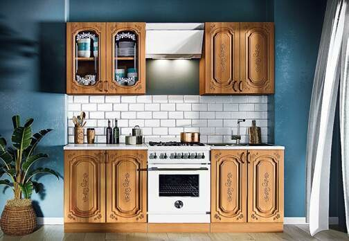 Кухонный гарнитур «Лиза-2»(1,6 м)