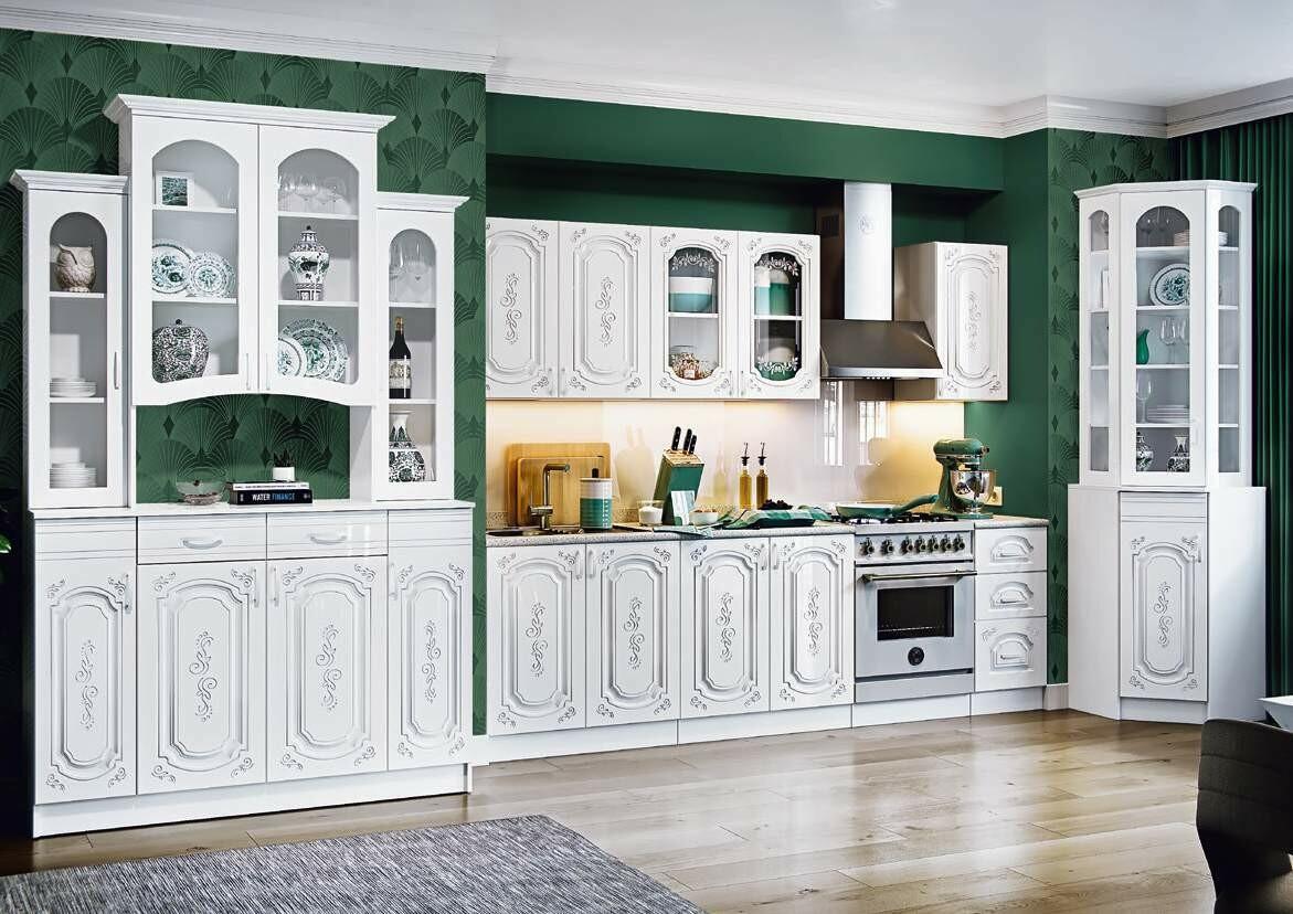 Кухонный гарнитур «Лиза-2»(2 м)
