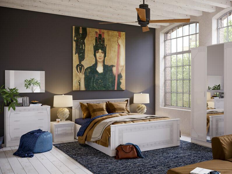 Спальня «Афина-1»