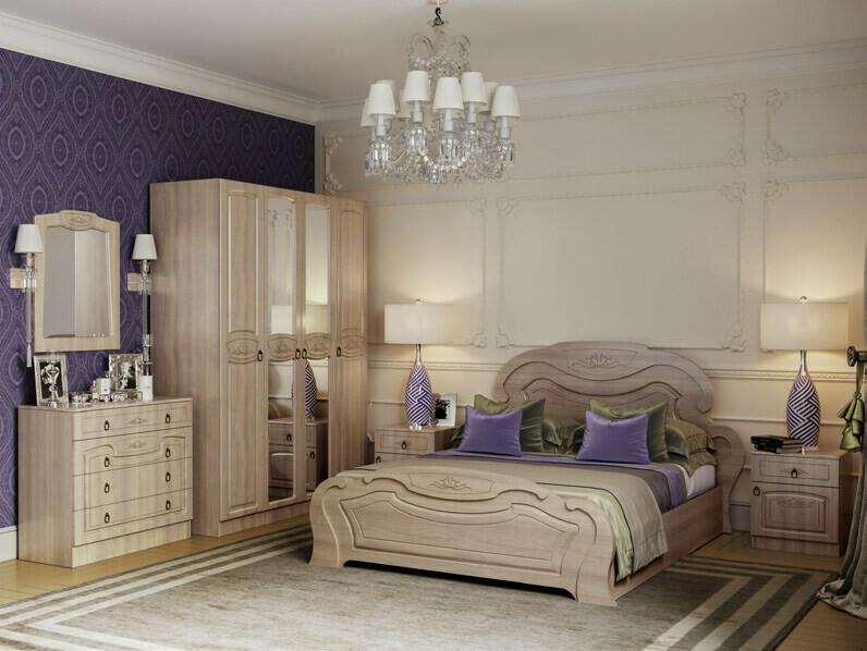 Спальня «Александрина»