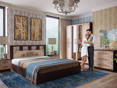 Спальня «Жасмин»