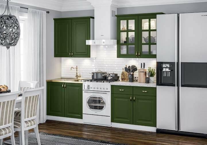 Кухонный гарнитур «Престиж»(1,6м)