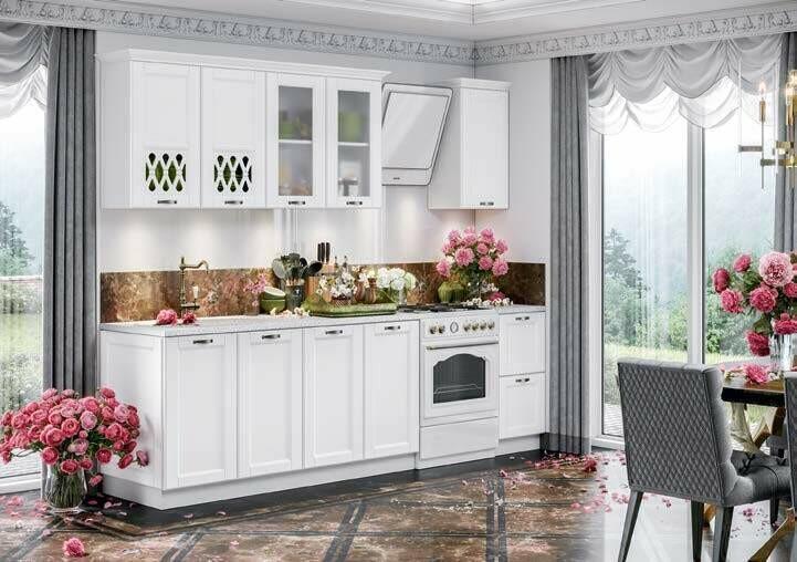 Кухонный гарнитур «Милано»(№2, 2 м)