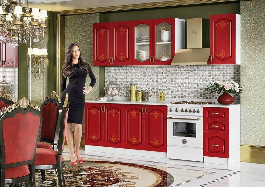 Кухонный гарнитур «Версаль»(2,0 м)