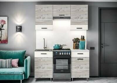 Кухонный гарнитур «Рио» 1,5 м