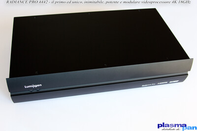 LUMAGEN RADIANCE PRO 4442 Processore Video 4K HiEnd