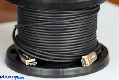 Cavo RUIPRO HDMI 2.0b Fibra Ottica 4K - SKY Q HLG cert. - 50m - Paga a 30gg