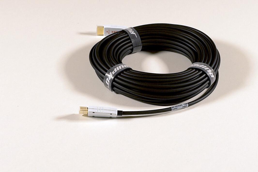 Cavo RUIPRO HDMI 2.1 GEN3/C Fibra Ottica 8K - PS5 RTX XBOX AMD 120p - 15m - Paga a 30gg
