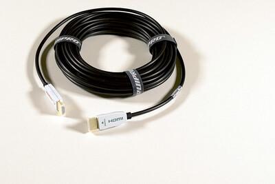 Cavo RUIPRO HDMI 2.1 GEN3/C Fibra Ottica 8K - PS5 RTX XBOX AMD 120p - 10m - Paga a 30gg