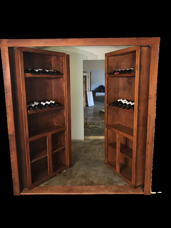 Wine Bottle Door (Double)