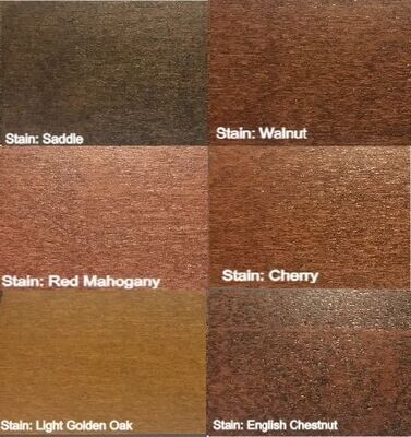Stained Samples