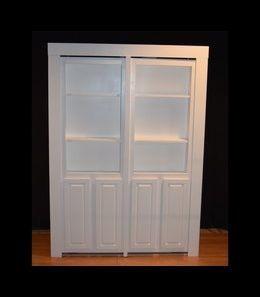 DOUBLE DOORS- Assembled