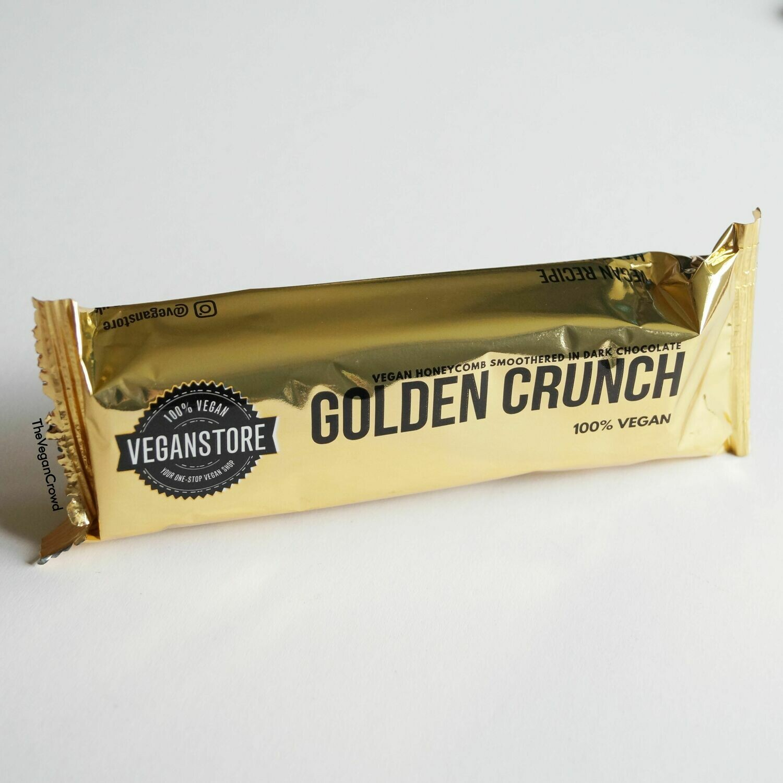 Vegan Store Golden Crunch Bar (Vegan Crunchie)