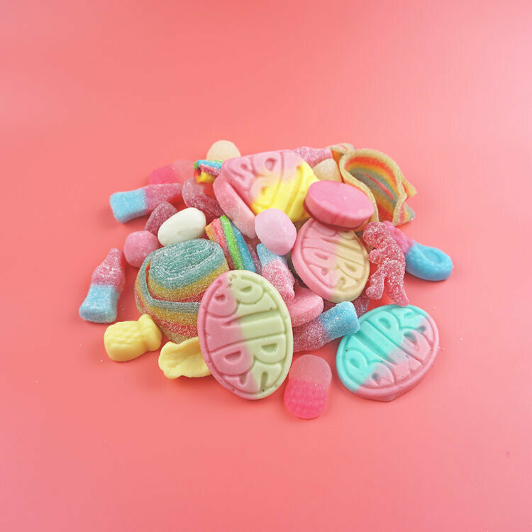 Vegan Sweets Pick 'n' Mix Pouch