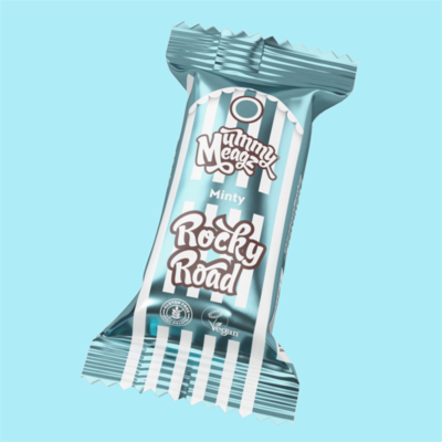 Mummy Meagz Vegan Rocky Road: Minty