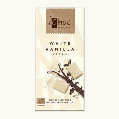 iChoc Bar: White Vanilla