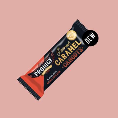 Prodigy Snacks: Peanut & Caramel Cahoots Bar