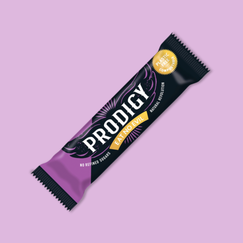 Prodigy Snacks: Chunky Chocolate Bar