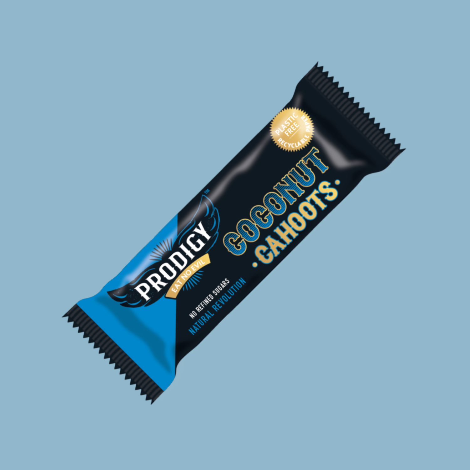 Prodigy Snacks: Coconut Cahoots Bar