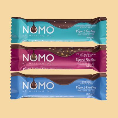 NOMO Chocolate Bar: Bundle