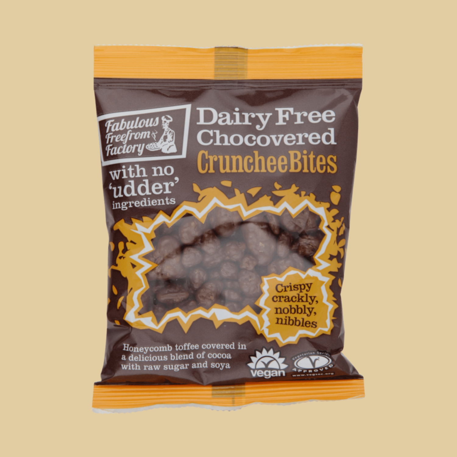Fabulous Freefrom Factory: Crunchee Bites