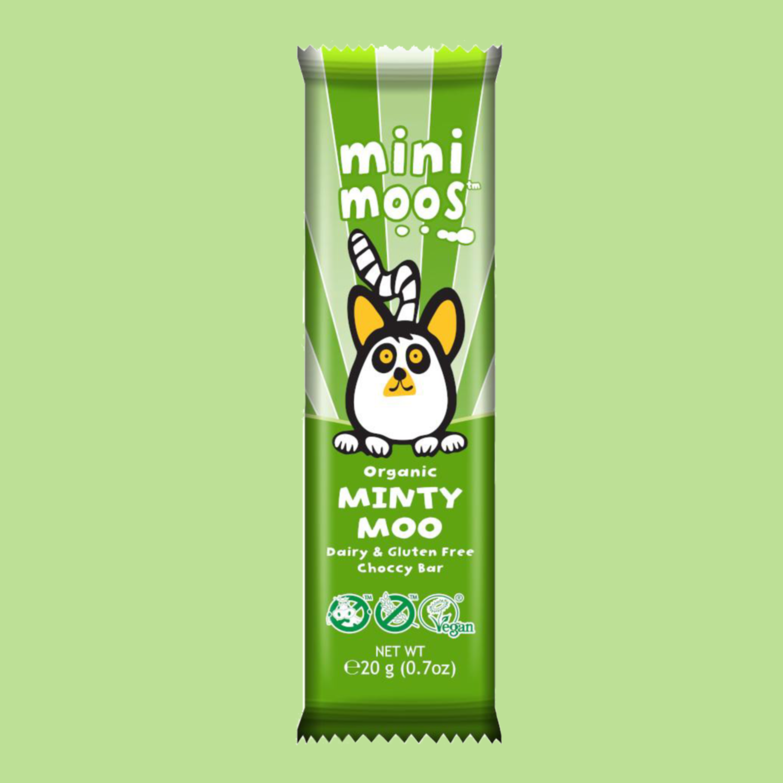 Moo Free Mini Moos®: Minty Moo Bar